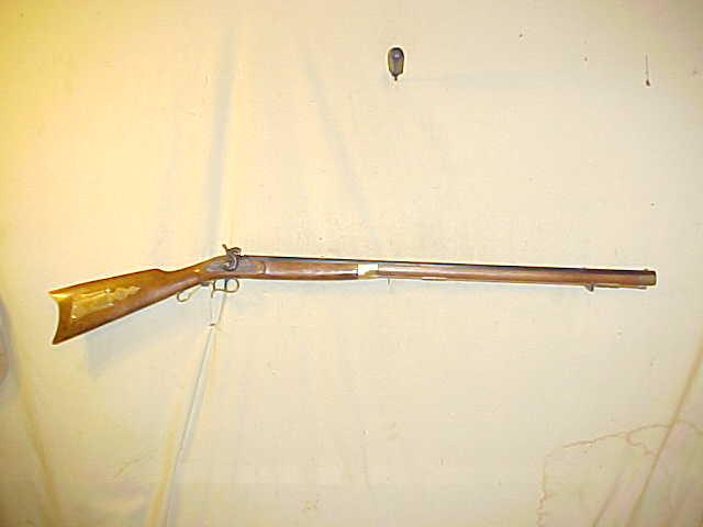 FIE 45 Cal Long rifle Muzzleloader Used