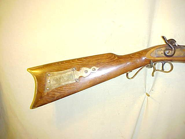 FIE 45 Cal Long rifle Muzzleloader Used - Picture 3
