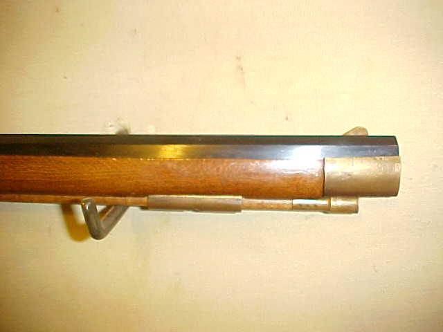FIE 45 Cal Long rifle Muzzleloader Used - Picture 6