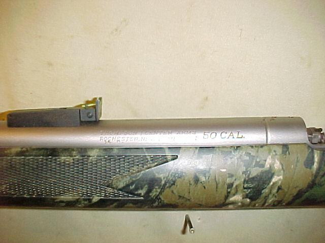 Thompson Center Black Diamond 50 Cal Camo Stainles - Picture 7