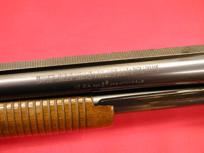 Remington - 31     16 GAUGE - Picture 10