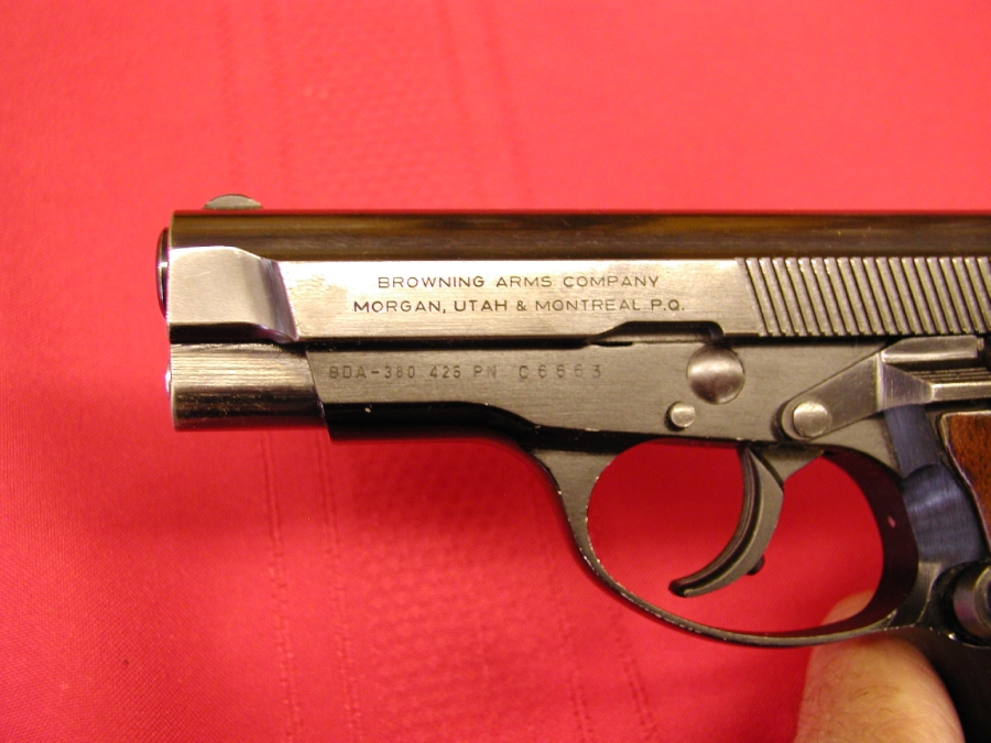 Browning Arms Co. - BDA     380  CALIBER - Picture 10