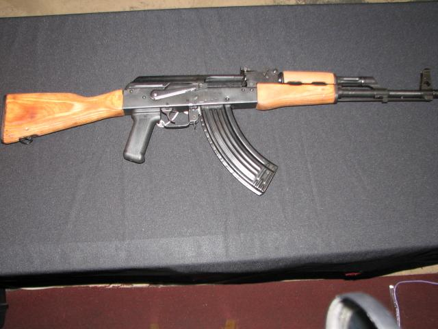 ROMARM - ROMARM AK-47 7.62X39 CENTURY ARMS NO RESERVE! - Picture 1