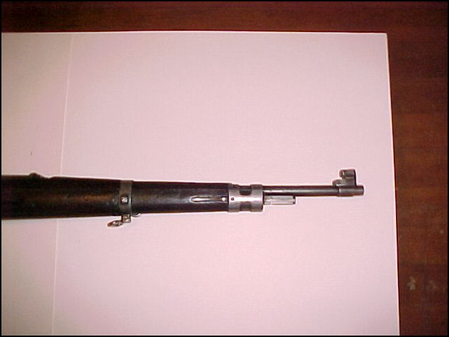 CZECH VZ-24 8MM BRNO WITH MILITARY SCOPE MOUNTS - Picture 3