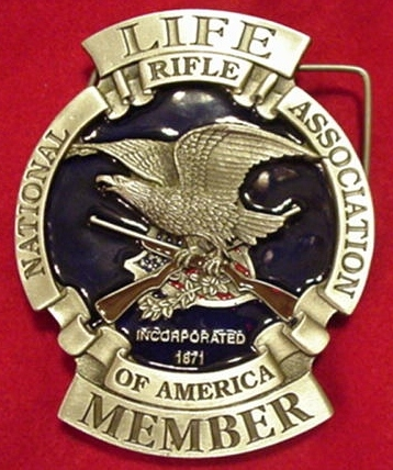 Nra Trailer Hitch Cover Life Member For Sale At