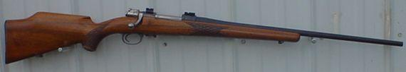 Mauser - Mauser Commercial P.O. Ackley,7x57 sporter - Picture 1