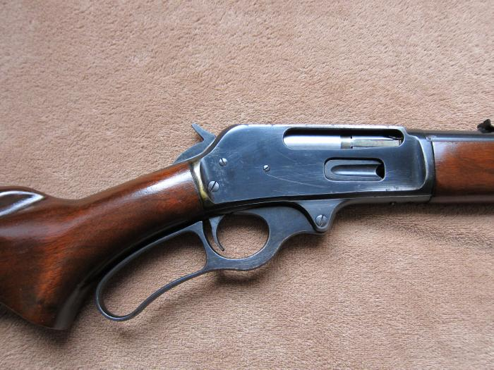 Marlin Firearms Co. - Marlin 336 RC Remington 35 Cal  1st Model - Picture 3