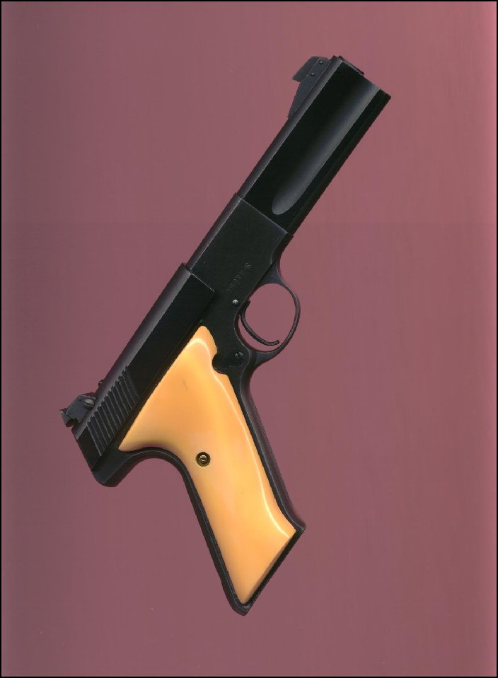 Colt - Ivory grips..Colt Woodsman Second Series.. - Picture 1
