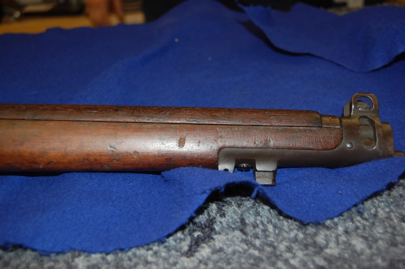 - Lee Enfield MK 3 SMLE 303 British w/bayonet - Picture 10