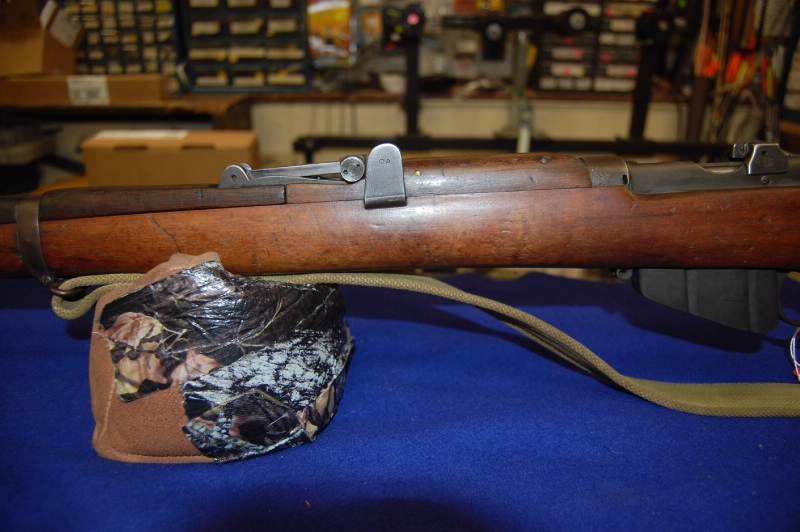 - Lee Enfield MK 3 SMLE 303 British w/bayonet - Picture 4