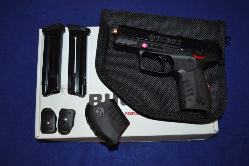 Ruger - SR22 .22LR NEW FOR 2012 $15.00 Shipping - Picture 1