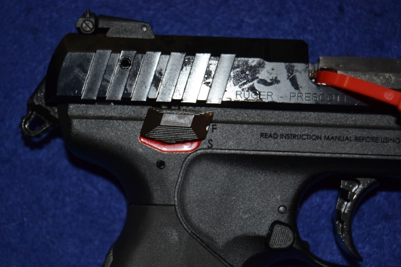 Ruger - SR22 .22LR NEW FOR 2012 $15.00 Shipping - Picture 7