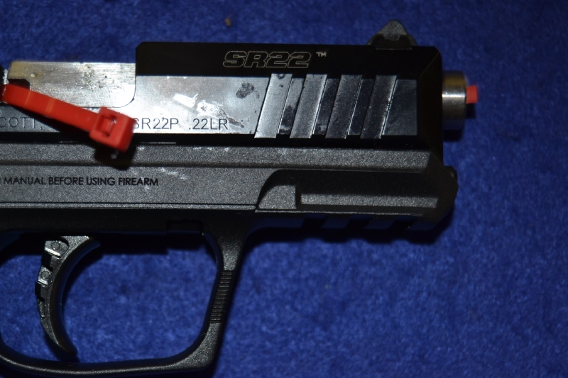 Ruger - SR22 .22LR NEW FOR 2012 $15.00 Shipping - Picture 8