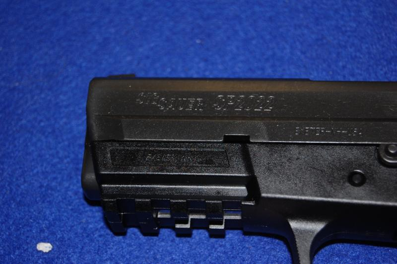 SIG Sauer - SP2022 40 S&W Sig Pro  $15 ship no c/c fee - Picture 9