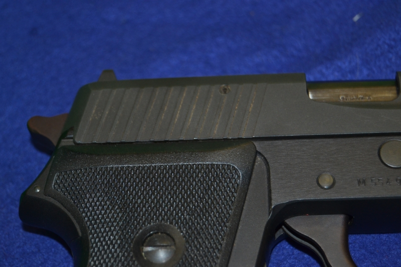 SIG Sauer - P225 9mm Single Stack Very Clean Nice Gun - Picture 4