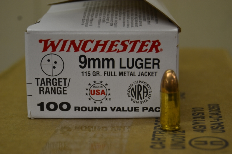 Winchester 9mm Value Pack USA9MMVP 9x19 - Picture 3