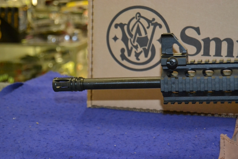 Smith & Wesson - Smith & Wesson  MP15-22 22LR w/brake .22 $15 ship - Picture 5