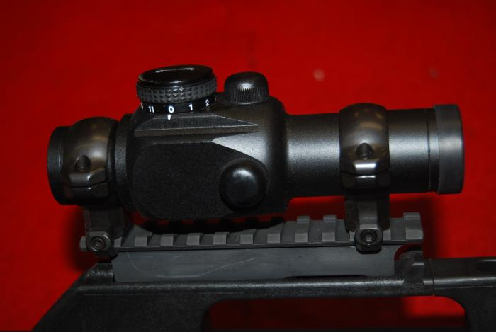 Bushmaster Firearms Inc. - M17S Bullpup .223 w/ Illuminated Red Dot Scope - Picture 7