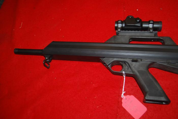 Bushmaster Firearms Inc. - M17S Bullpup .223 w/ Illuminated Red Dot Scope - Picture 8