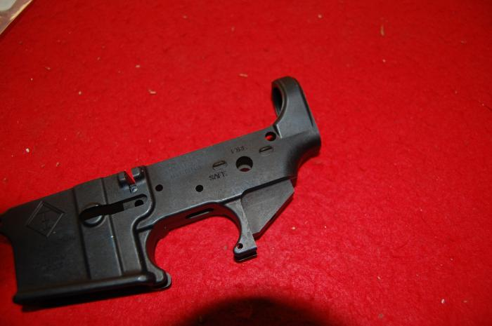 American Tactical - AT-15 5.56/.223 Stripped AR-15 Lower - Picture 4
