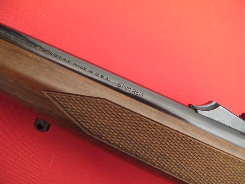 Remington Model 700 ADL 6MM, - 22in, Blue/Wood, **No Reserve** - Picture 7