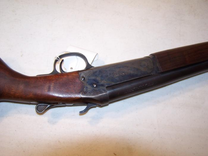 J. Stevens Arms Co. - 107B SINGLE SHOT 12 GA SHOTGUN - Picture 3