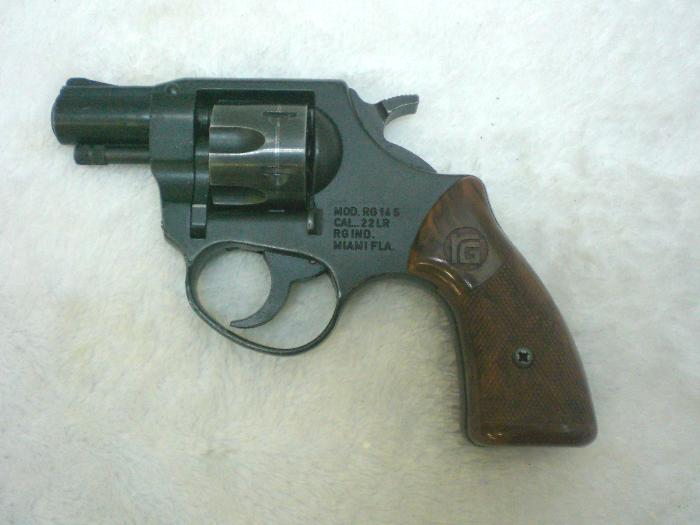 RG - RG Model RG 14 S  cal. .22 LR  revolver - Picture 2