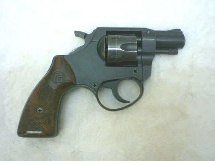 RG - RG Model RG 14 S  cal. .22 LR  revolver - Picture 1