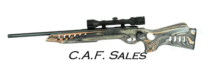 Savage Model Mark II .22 L.R. Bolt Action Rifle L.E. Mako