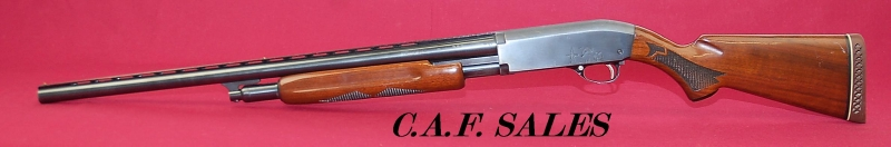 Foremost - Model 4011 12ga. Pump Action Shotgun - Picture 1