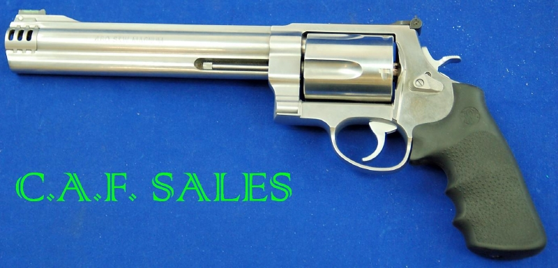 Smith & Wesson - Model 460XVR .460 S&W Mag. Revolver - Picture 1