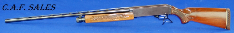 Ted Williams - Model 200 20ga. Pump Action Shotgun - Picture 1