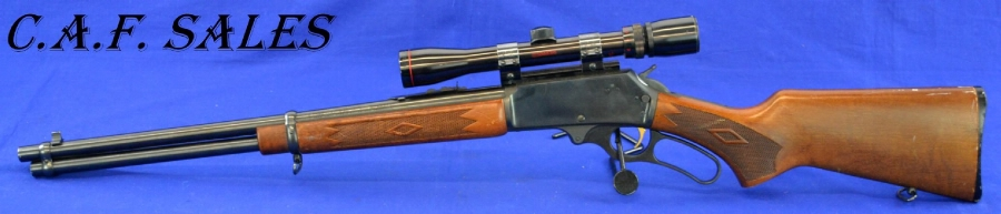 Marlin - Model 30AW .30-30 cal. Lever Action Rifle - Picture 1