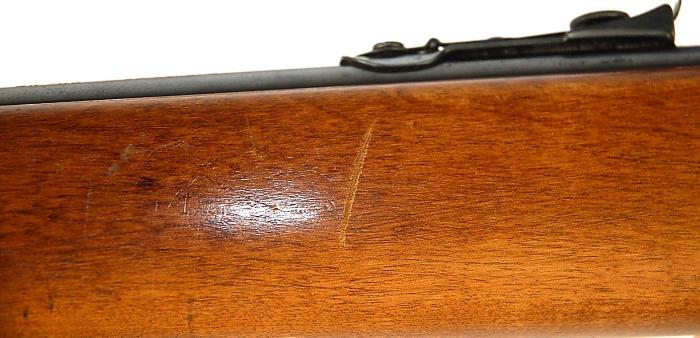 Mossberg, O. F. & Sons, Inc. - Model 26b .22 Bolt Action Single Shot Rifle - Picture 1