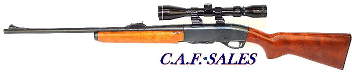Remington - Model Sportsman 74 Auto 30.06 Semi-Automatic Rifle - Picture 1