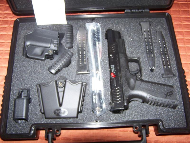 SPRINGFIELD ARMORY - XDM 5.25 COMPETITION 9MM FACTORY NEW IN BOX - Picture 1