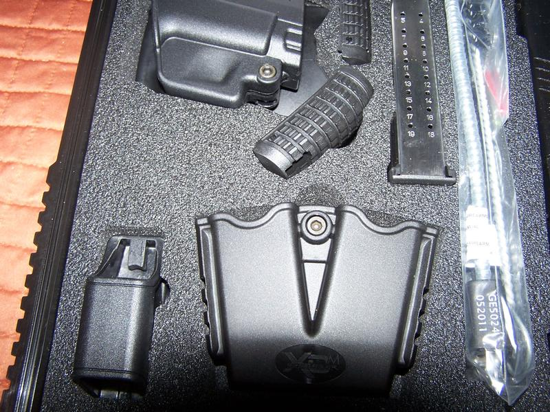SPRINGFIELD ARMORY - XDM 5.25 COMPETITION 9MM FACTORY NEW IN BOX - Picture 7