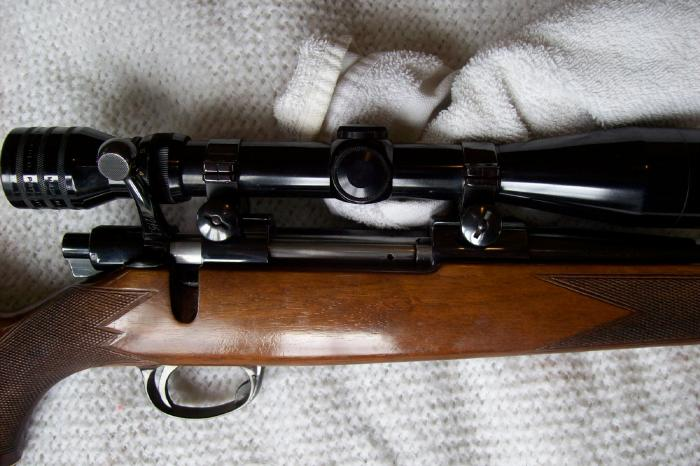 Sako - Sako Forester L579 244 cal With Scope - Picture 5