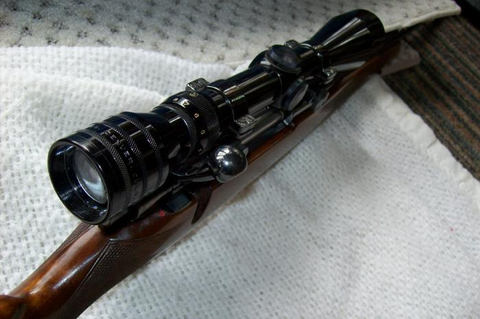 Sako - Sako Forester L579 244 cal With Scope - Picture 9