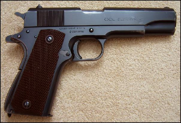 Colt - 1911A1 mil/comm 1946 Government Model .45 Rare! - Picture 3
