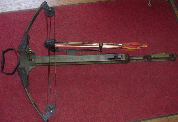 PSE Foxfire Crossbow - Picture 1