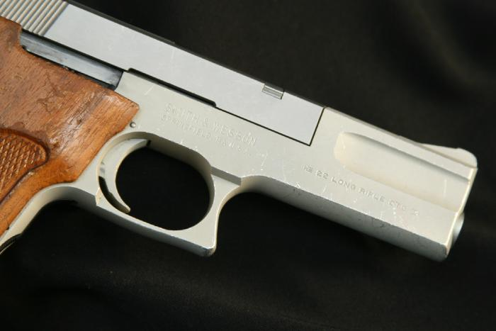 Smith & Wesson - S&W Model 622 .22 LR Semi-Auto Pistol - Picture 3