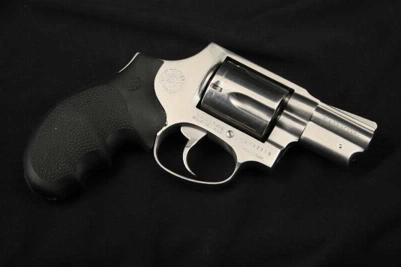 Taurus Model 85  38 Spl  Stainless Steel Double Action Revolver