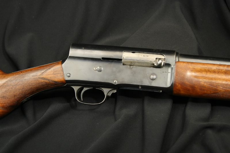 Belgian Browning A5 - Browning 16 Ga Auto 5, Belgium Made 1930's - C&R - Picture 3