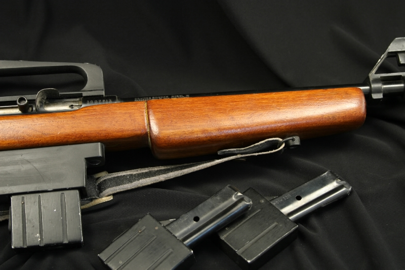 Kassnar Squires Bingham - Model 16, .22 LR Semi Auto Rifle, With 3 magazines - Picture 4