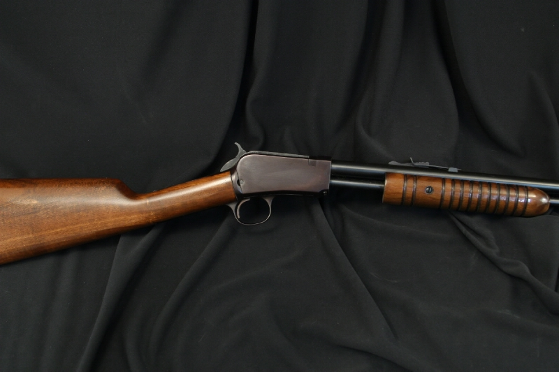 Amadeo Rossi Model 62 Sac 22 S L Lr Pump Action Gallery Rifle No Reserve