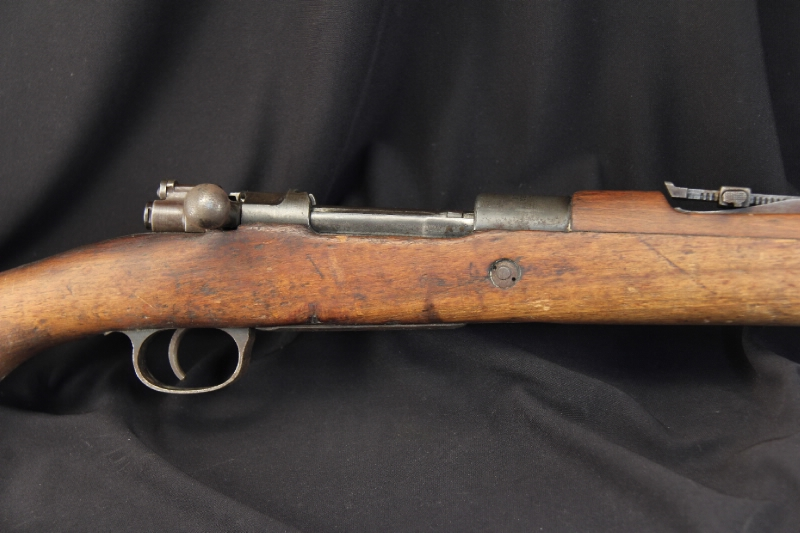 K. Kale Turkish Mauser - 1946 (Mod 38), 8mm Bolt Action Rifle, C&R OK - Picture 3