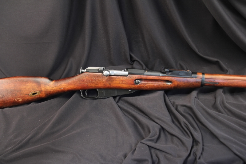 Russian 1932 Mosin Nagant - 91/30, 7.62x54R Bolt action Rifle Matching, C&R OK - Picture 1