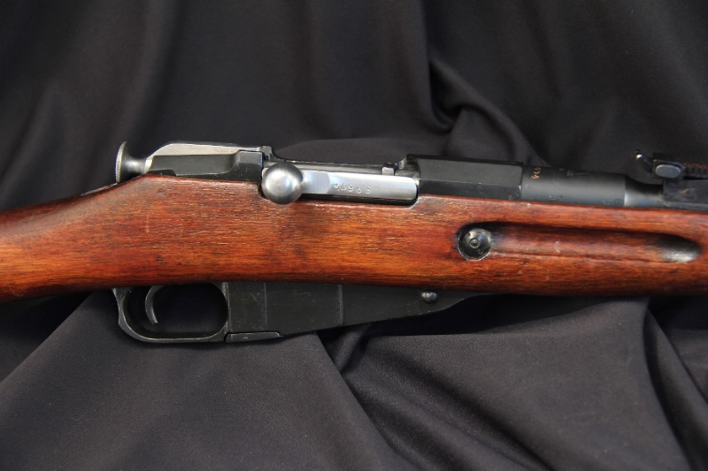 Russian 1932 Mosin Nagant - 91/30, 7.62x54R Bolt action Rifle Matching, C&R OK - Picture 3