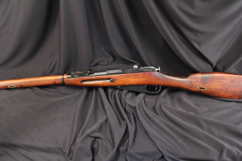 Russian 1932 Mosin Nagant - 91/30, 7.62x54R Bolt action Rifle Matching, C&R OK - Picture 7
